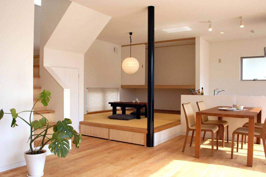 Concrete methods of passing through screening of Japanese apartment