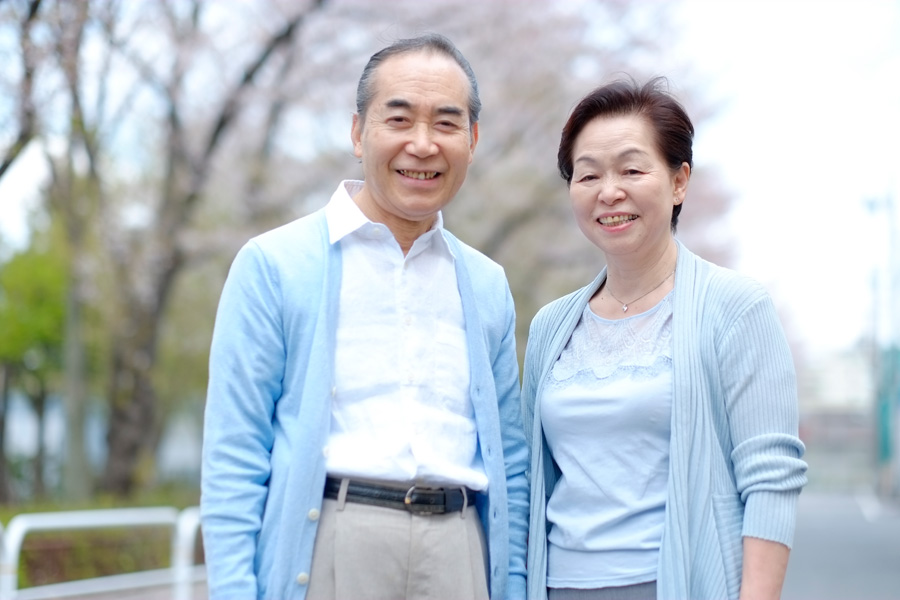 Is it possible to bring over your parents from your country and live with them together in Japan?