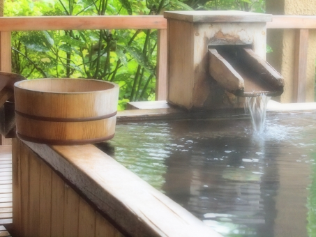23 Japanese bathing manners