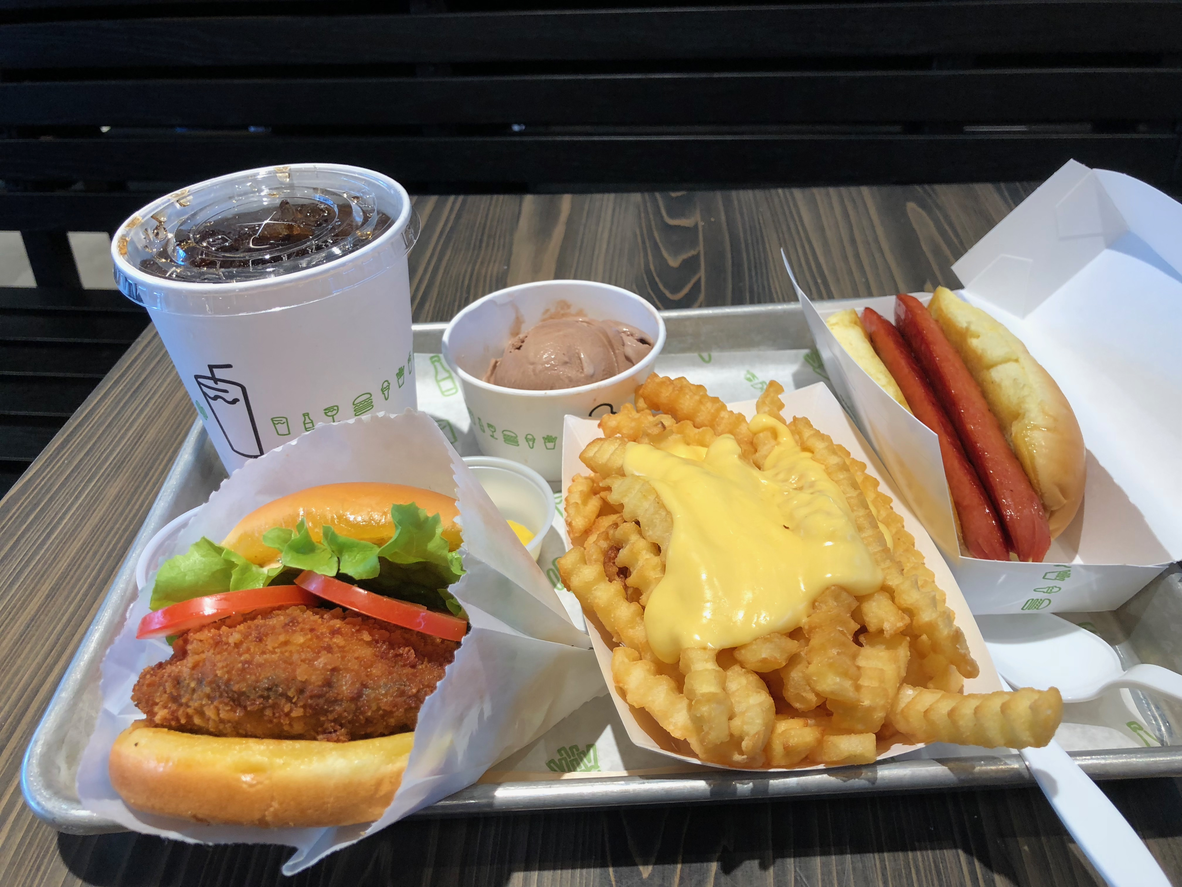 "Taste NY Burger in Japan. 5 recommendable items in ""Shake Shack"" in Shonan when you wonder what to choose"