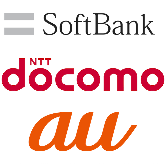 The system of unreasonable 2-year contract by Japanese mobile career giants (Docomo, AU, SoftBank)