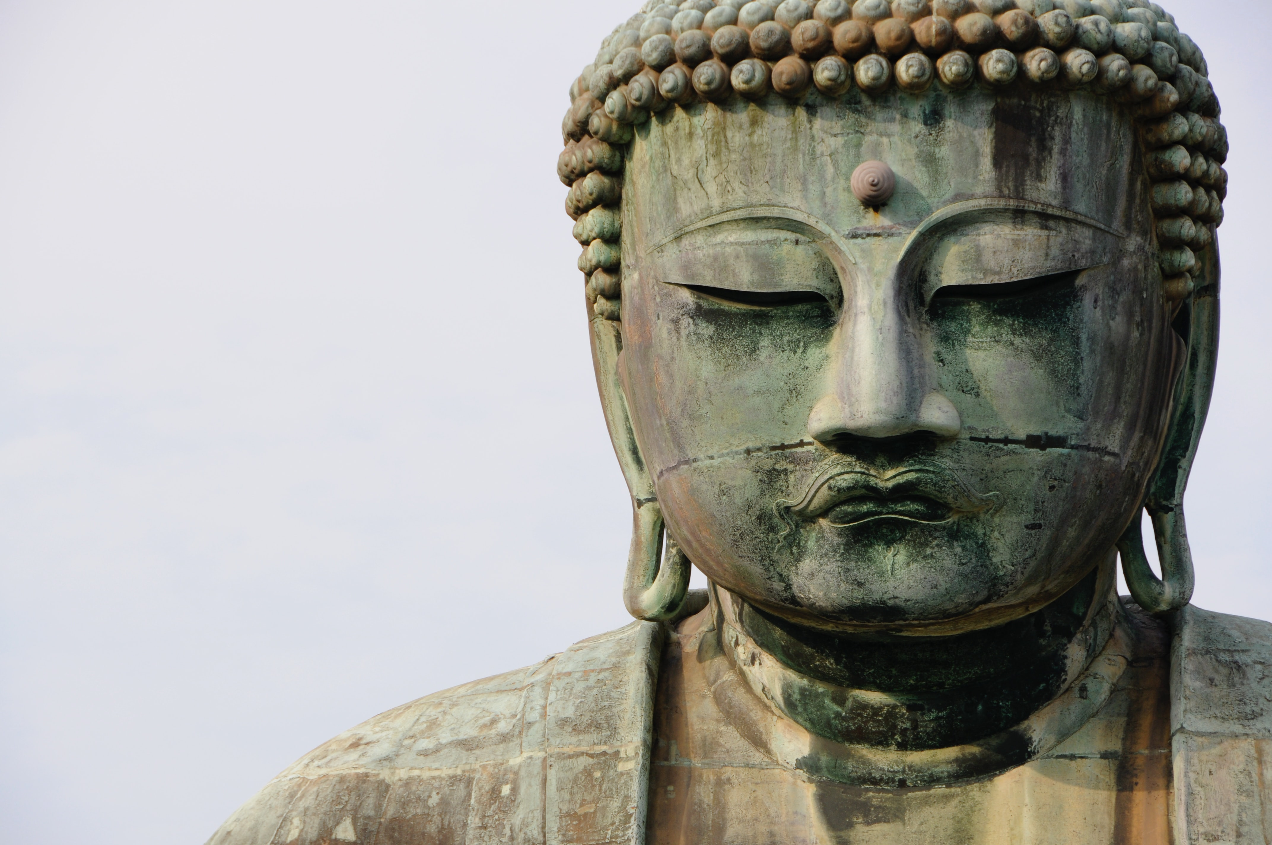 """The relationship between """" Japanese Satori (enlightenment)"""" and """"giving up"""""""